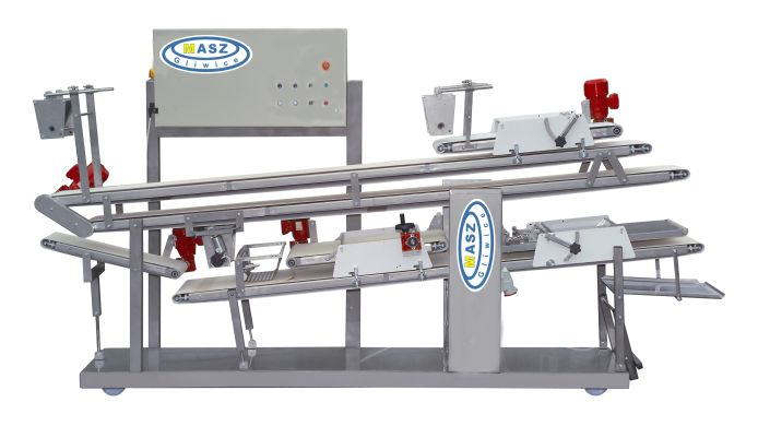Pre-anealing station with moulding without breeding ODTW-4200